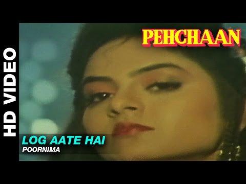 Log Aate Hai - Pehchaan | Poornima | Saif Ali Khan & Madhoo