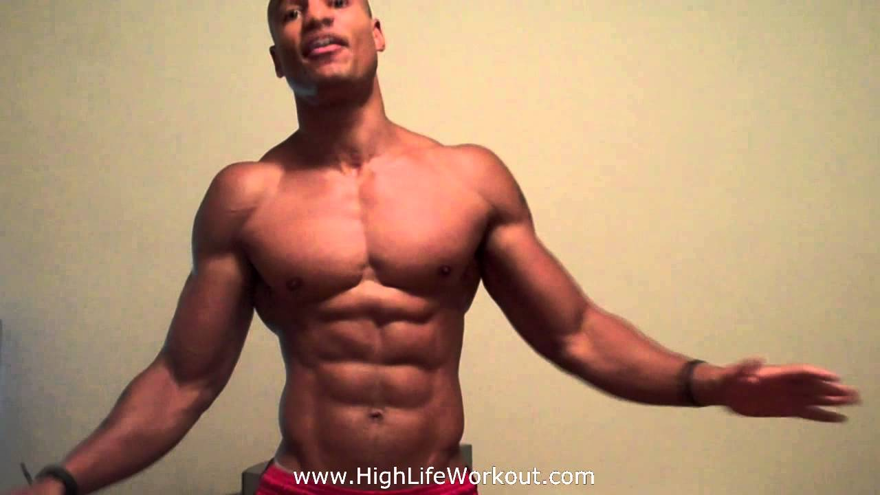 ... To Build Muscle Mass And Burn Fat FAST (Big Brandon Carter) - YouTube