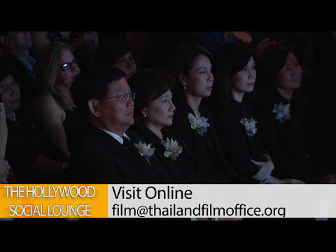 Thailand Princess Ubolratana Rajakanya on Hollywood Social Lounge