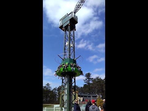 Cranky the Crane Drop!