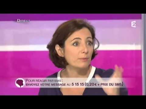 C 39 est au programme sophie davant france 2 la pomme nouvel antirides youtube - C est au programme chroniqueur ...