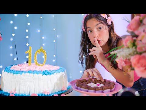 Parabéns, Parabéns - Yasmin Verissimo - Música de Aniversário