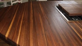 Butcher Block Countertops