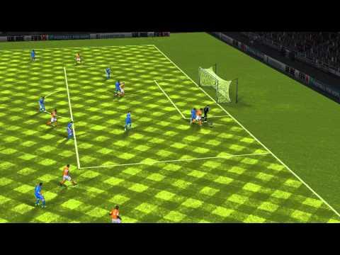 FIFA 14 Android - Houston Dynamo VS Montreal Impact