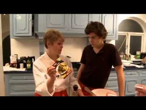 Harry Styles Cooking