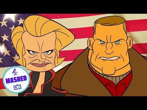 Wolfenstein 2 BJ and The Freedom Fighters