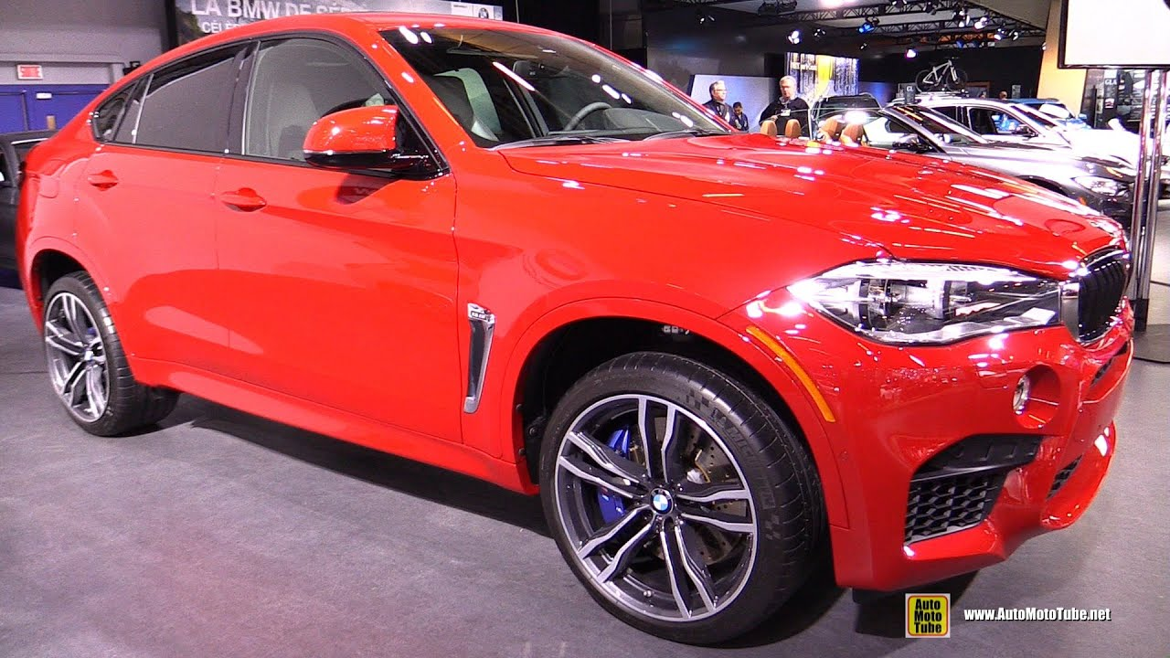 2015 Bmw X6 M Exterior And Interior Walkaround 2015