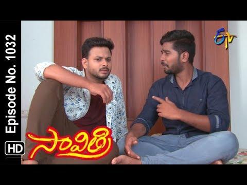 Savithri   21st July 2018   Full Episode No 1032   ETV Telugu
