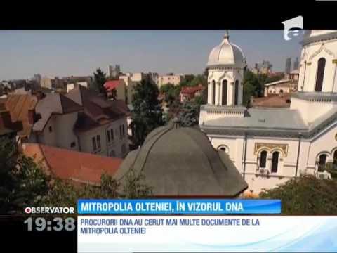 Mitropolia Olteniei, în vizorul DNA