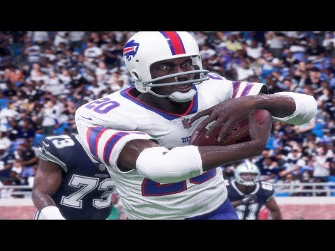 PICK SIX!! INSANE SPIN MOVE  PACK AND PLAY  MADDEN 18 GAMEPLAY EPISODE 5