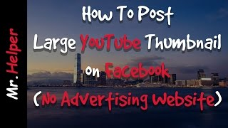 Click to Watch > Alternative to Link2FB l Get a Large Facebook Link