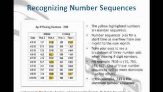Recgonizing Number Sequences Part 1.wmv