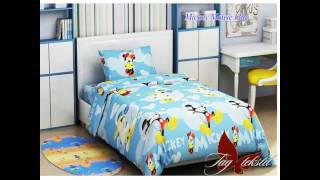 Детское постельное бельё TAG-текстиль