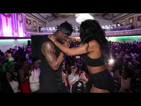 Diamond Platnumz - Nasema Nawe Live In London With Sherrie Silver
