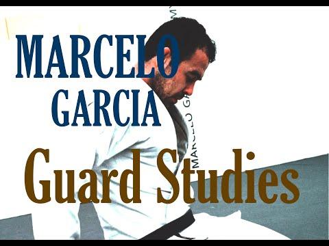 BJJ Guard Studies (Seated Open Guard and Single Leg X Guard): Marcelo Garcia