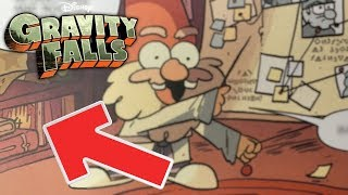 Journal 4 EXISTS in Lost Legends! - Gravity Falls Secrets