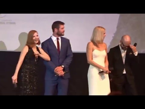 The Huntsman: Winter's War - Q&A at Asia Premiere Screening