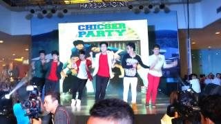 Chicser Say Something @ Subic Harbor Point
