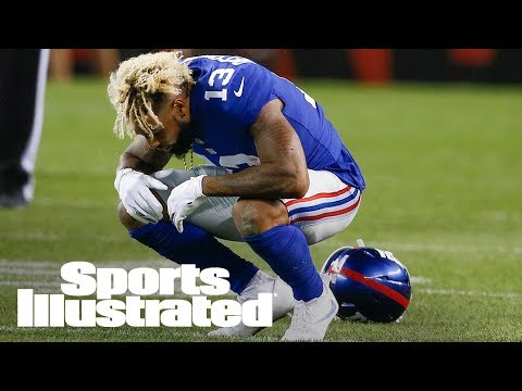 NFL: Why Is Odell Beckham Jr.'s Toughness Being Questioned After Hit? | SI NOW | Sports Illustrated