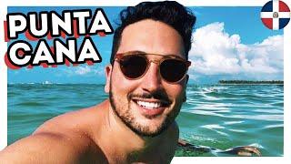 PUNTA CANA e SANTO DOMINGO - Hotel Barceló e o que fazer nas Praias do Caribe