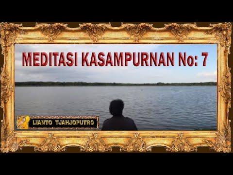 Meditasi Kasampurnan No 7 - Sri Krishna Mahabharata - Lianto Tjahjoputro