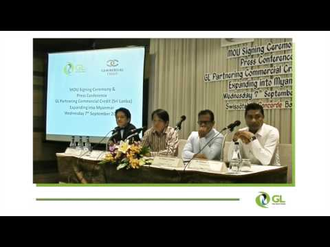 MOU Signing Ceremony & Press Conference / Group Lease PCL / 7,September 2016