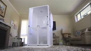 NEW!!! CarePort - Your Portable Bathroom Solution