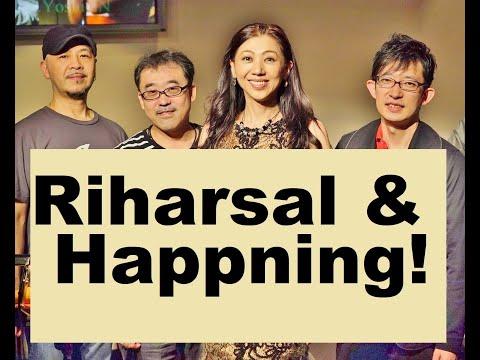 リハーサルとハプニング!(^^)オリジナル曲練習