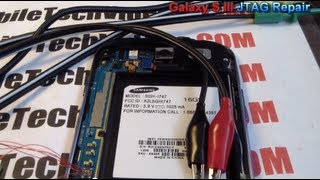 Samsung Galaxy S III - JTAG Brick Repair Service (Debricking/Unbrick/Brick FIX)