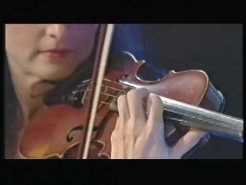 Madeleine Mitchell violin-Messiaen Quattuor pour la Naissance I