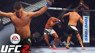 Mirsad Bektic Will FOLD You! Too Much Conor McGregor - EA Sports UFC 2 Online Gameplay