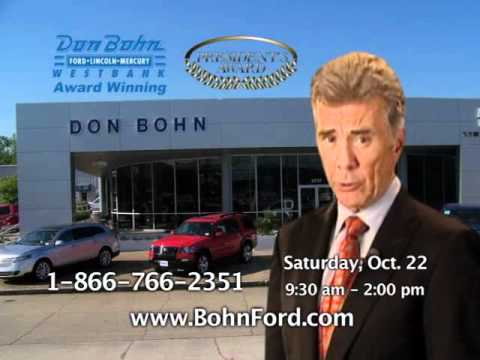 Marvelous Don Bohn Ford