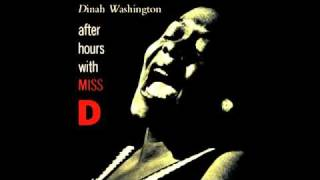 Dinah Washington - Our Love Is Here To Stay (Gershwin Original 1954)