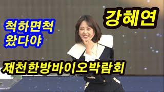 강혜연 막걸리한잔 제천…