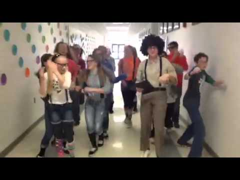 """Holden Middle School """"All About That Test"""" Parody"""