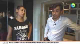 В гостях у рок-певицы Лусинэ Геворкян