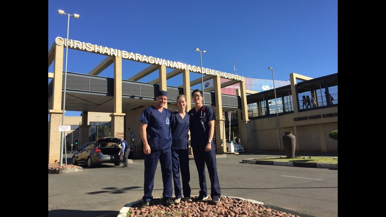 Download My Medical Elective in Johannesburg Ep.2 - Trauma at Bara (Updated)