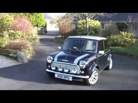 Mini Cooper Sport 500  Restoration