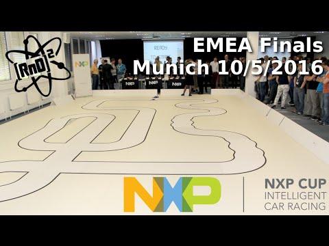 NXP Cup 2016 EMEA Finals (Full Race)