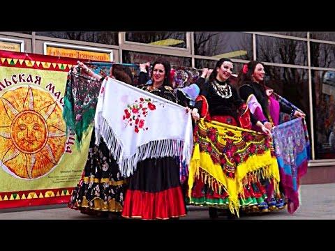 Цыганские танцы (обучающие уроки) смотреть онлайн
