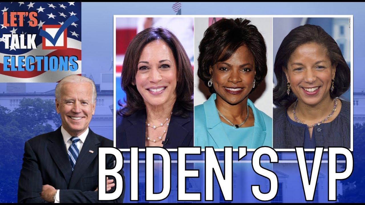 Who Will Be Joe Biden's Vice Presidential Pick? | FINAL Prediction