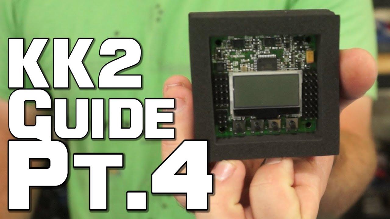 Kk2 Board Set Up Youtube 15 Wiring Diagram Hobbyking 0 Complete Guide Pt 4 Sk450 Quad Rh Com Motor Layout