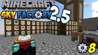 Mob Loot Sorting Otomatis! ~ Minecraft Sky Factory Indonesia ep. 8