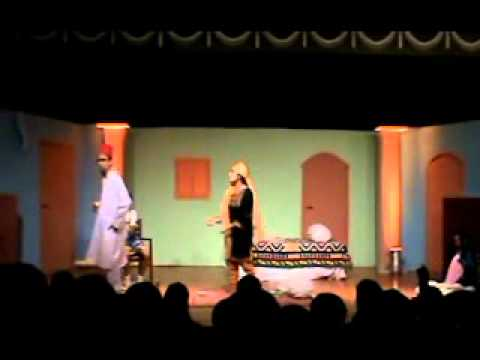 Thespianz Theater played comedy play Chacha Chakan * Part -1