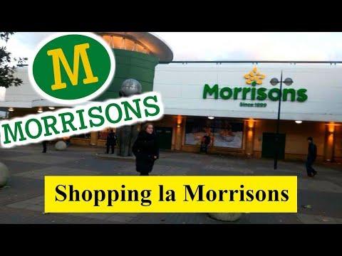 Ep. 57 - Shopping la Morrisons Supermarket in Londra, UK