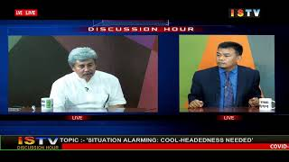 17th MAY'20 DISCUSSION HOUR TOPIC:-  SITUATION ALARMING COOL-HEADEDNESS NEEDED'