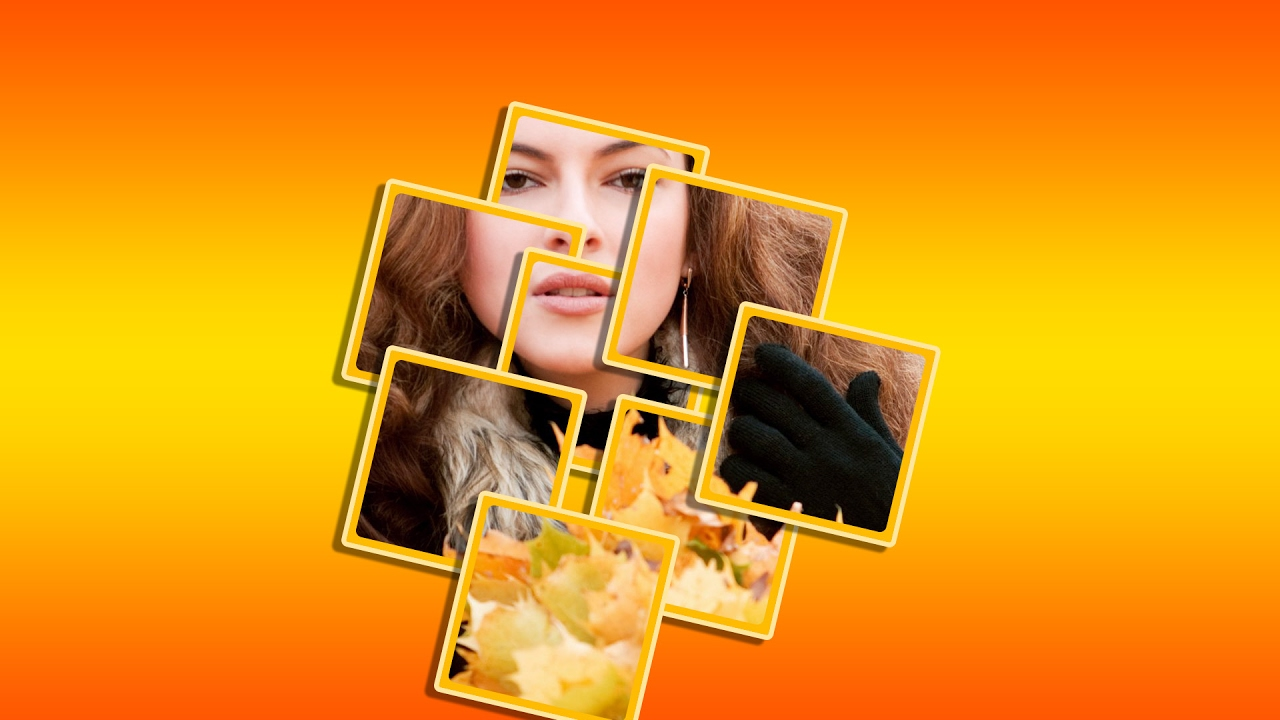 Photoshop CS6 Tutorial How To Make A Creative Collage