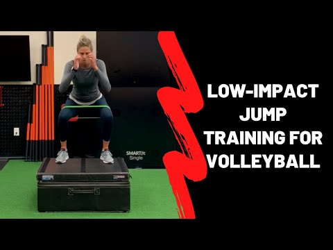 Strength and Conditioning for Volleyball: How to Jump Higher