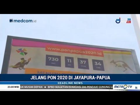 PON Papua 2020 Yang Megah Sudah Dimulai Countdown Hari Ini Mp3