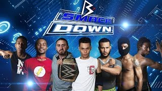 BWE SmackDown (June 13, 2015)